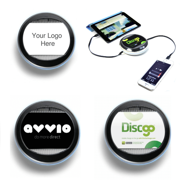 Discgo Charger Branded