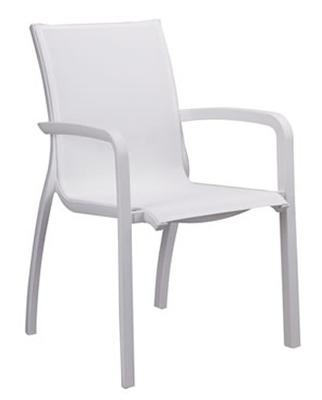 Sunset Armchair White