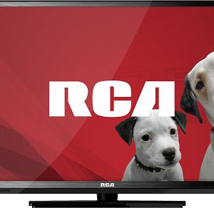 RCA Commercial TV